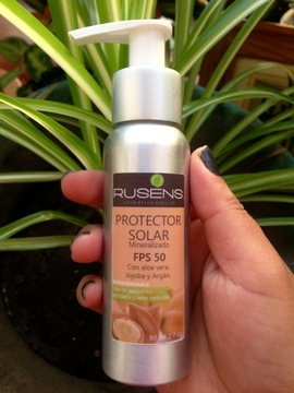Rusens - Protector Solar Mineralizado