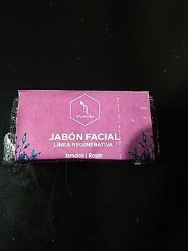Foto de Nae Jabón Facial Jamaica y Rosas