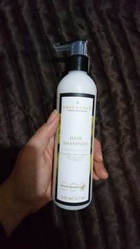 Greengold - Shampoo Con Verbena