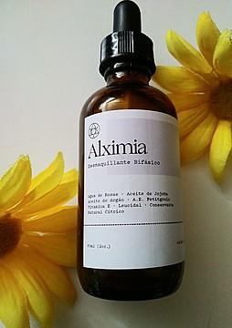 Alximia - Desmaquillante Bifásico