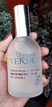 Tónico Facial Hidratante con Extracto de Tuna