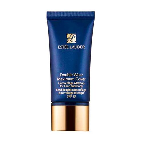 Double Wear Maquillaje de Máxima Cobertura para Rostro y Cuerpo FPS 15