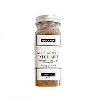 La Chula - Mascarilla/Exfoliante Xocolatl
