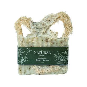The Natural Blend - Jabón Anticelulitis