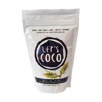 Let's Coco - Exfoliante Artesanal de Café - Tonificante
