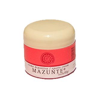 Mazunte - Crema deportiva