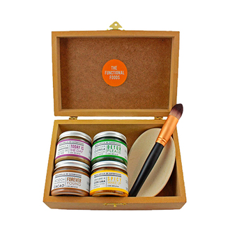 The Functional Foods - Beauty Kit: Mascarillas de SuperFoods