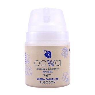 Ocwa - Crema Facial de Algodón
