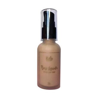 Rely - Base de Maquillaje Líquido con Argán y Geranio - Miel