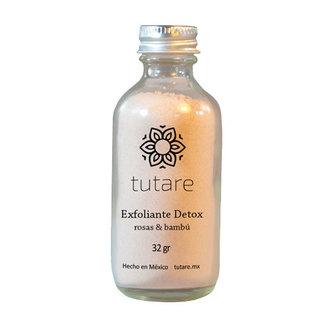 Tutare - Exfoliante Detox Rosas & Bambú