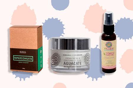 4 productos de marcas mexicanas de belleza para incluir en tu rutina y que no realizan pruebas en animales