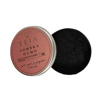 Teia - Sombra Negra para Cejas y Párpados