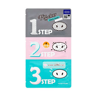 Holika Holika - Pig Nose Blackhead Kit