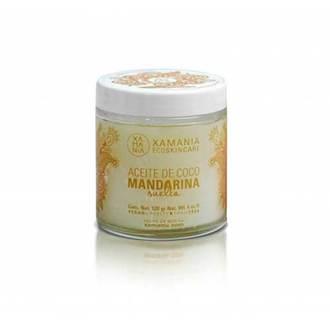 Xamania - Aceite de Coco Mandarina