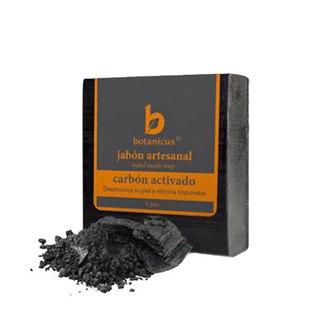 Botanicus - Jabón Artesanal - Carbón Activado