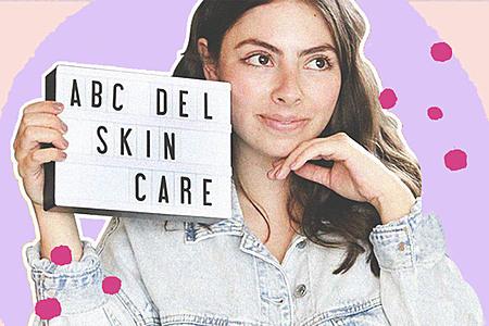 El ABC del cuidado de la piel para principiantes