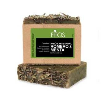 Fitos - Jabón Romero Menta