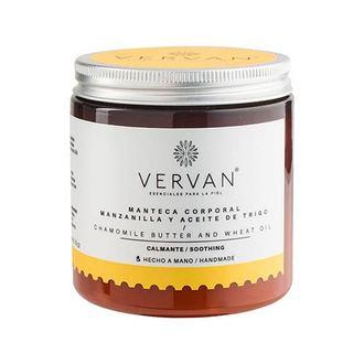 Vervan - Manteca de Manzanilla y Aceite de Trigo