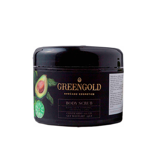 Greengold - Exfoliante Corporal con Aguacate & Lima