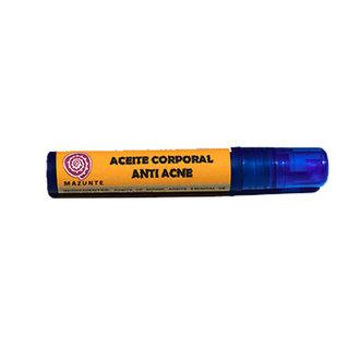 Mazunte - Aceite corporal antiacne