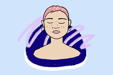 Trastornos en el cabello y cuero cabelludo que no sabías que existían y cómo se ven (alopecia, psoriasis, foliculitis, entre otros)