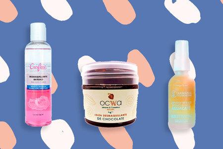 4 desmaquillantes de marcas mexicanas que no fueron probados en animales y te ayudarán a mantener tu piel limpia.