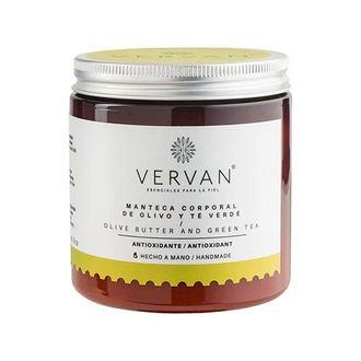 Vervan - Manteca de Té Verde y Olivo