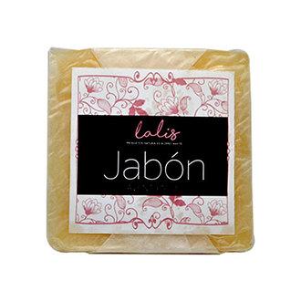 Lalis - Jabón de Avena y Miel