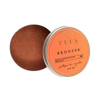 Teia - Bronzer Vegano de Cacao.