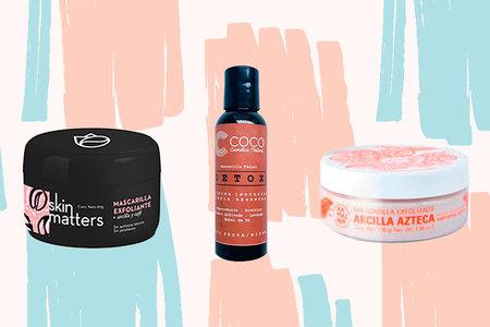 6 Mascarillas de marcas mexicanas de belleza que cuestan menos de 250 pesos que te ayudarán a exfoliar tu piel