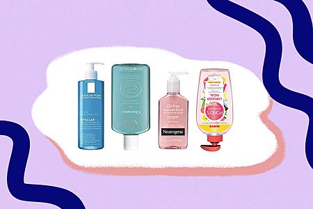 4 limpiadores faciales populares que puedes encontrar en tu farmacia más cercana: La Roche Posay, Avène, Neutrogena y PONDS by Yuya
