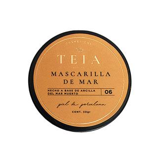 Teia - Mascarilla del Mar - Piel de Porcelana
