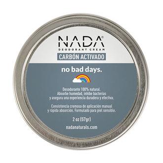 Nada Naturals - Carbón Activado