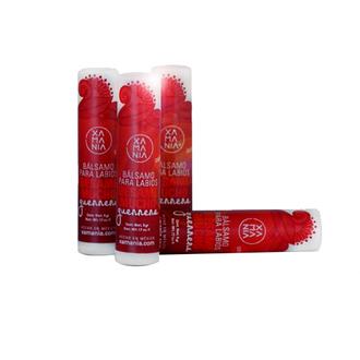 Xamania - Bésame Mucho Rojo Guerrera - Bálsamo Orgánico para Labios