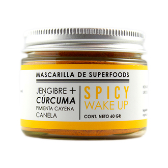 The Functional Foods - Spicy Wake Up