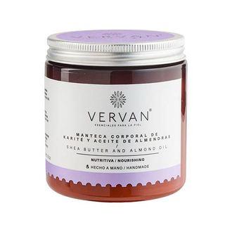 Vervan - Manteca de Karité y Aceite de Almendras