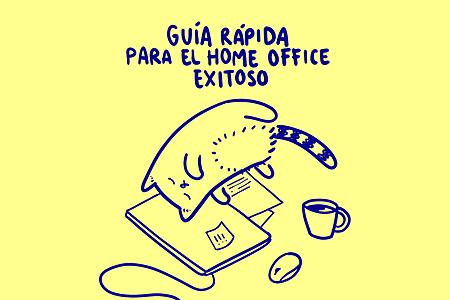 ¿Cómo hacer Home Office y no morir en el intento?