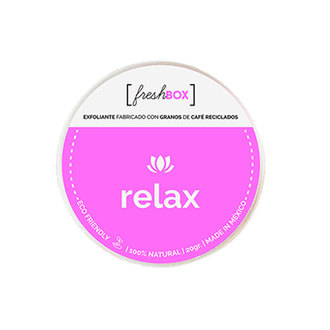 Freshbox - Relax Coffe Scrub Mini