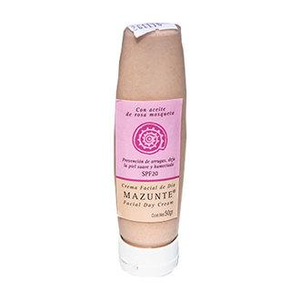 Mazunte - Crema facial de día