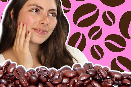 4 razones por las que debes incluir el café en tu rutina de cuidado de la piel.