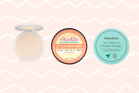 4 Polvos de Maquillaje con Ingredientes Naturales y Veganos (COLECCIÓN)