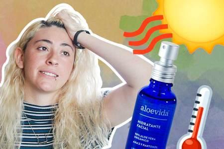 7 consejos para cuidar la piel en esta época de calor