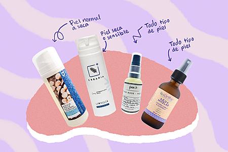 ¿Cuáles son los diferentes tipos de desmaquillantes que existen y cuál debes elegir para tu tipo de piel? (Agua Micelar, Bifásico, Aceite, Crema, Gel)