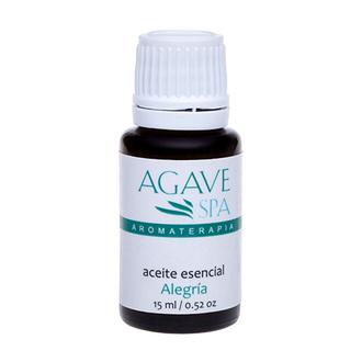 AgaveSpa - Aceite Esencial Colección Emociones - Alegría