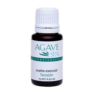 AgaveSpa - Aceite Esencial Colección Emociones - Alivio de Tensión