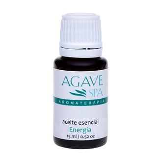 AgaveSpa - Aceite Esencial Colección Emociones - Energía
