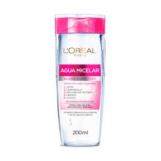 L'Oréal Paris - Agua Micelar Para Todo Tipo de Piel