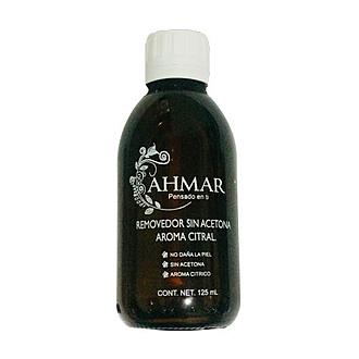 Ahmar - Removedor Sin Acetona, Aroma Citral