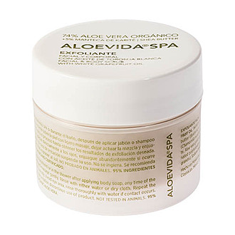Aloe Vida - Exfoliante Facial y Corporal 275 Ml.