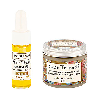 Ana Blanco - Serie Terra #3 Phytoestrogen Charge Mask